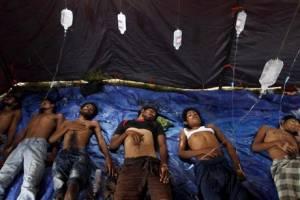گزارش تکاندهنده سازمان ملل از جنایات ضد بشری علیه مسلمانان روهینجا