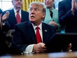 ترامپ برای رهبر چین نامه نوشت