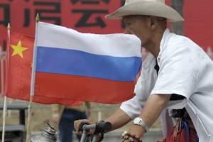 حجم معاملات تجاری روسیه و چین ۳۴ درصد افزایش یافت