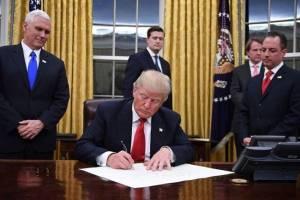 جنگ تجاری ترامپ به اروپا رسید