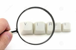 سامانهای برای فایلهای مشکوک به ویروس