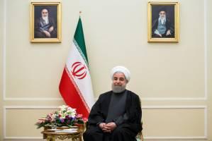 روحانی قهرمانی تیم ملی کشتی در مسابقات جهانی کشتی آزاد را تبریک گفت