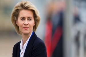 وزير دفاع آلمان به آمريکا هشدار داد