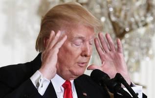 دونالد ترامپ تنها پس از 4 هفته، از کاخ سفید دلزده شده