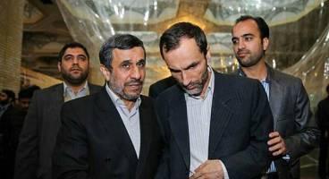 هدف احمدی نژاد از طرح بقایی برای انتخابات 96 چیست؟