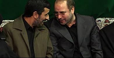 روایتی از دیدار قالیباف و احمدینژاد در مشهد /عهد اخوت تا انتخابات ریاست جمهوری 96؟