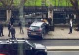 تیراندازی در نزدیکی پارلمان انگلیس/ یک خودرو چهار رهگذر را زیر کرد