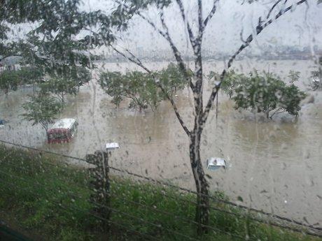 عیدی 20 میلیمتری بهار به مردم/مازندران رکوردار بارش شد