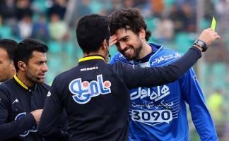 مدافع استقلال در جمع برترین بازیکنان آسیا قرار گرفت