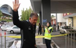 کیروش دیگر نمی خواهد به ایران برگردد! + عکس