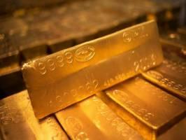 طلای جهانی پایین ۱۲۳۰ دلار ایستاد
