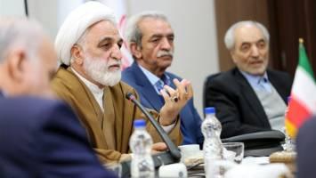 پیشنهاد اژهای برای تشکیل کمیته مشترک میان قوهقضائیه و اتاق ایران