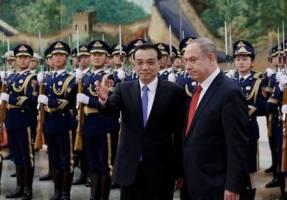 پس از پادشاه عربستان، پکن میزبان نخستوزیر رژیم صهیونیستی است