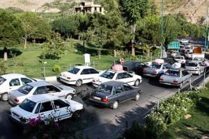 آخرین وضعیت جادههای کشور در اولین روز بهار