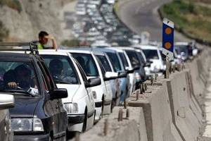 افزایش۹درصدی تردد درجادههای کشور