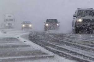 آخرین وضعیت جوی و ترافیکی راه های کشور / 12 محور مسدود یا با محدویت تردد