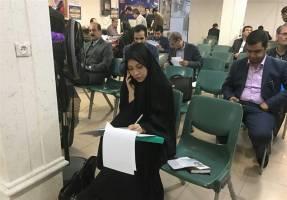 دختر فرمانده کل ارتش داوطلب انتخابات شورای شهر تهران شد
