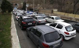 جزئیات تصادف زنجیرهای ۵۰ خودرو که ۵۰۰ نفر در راه مانده شدند