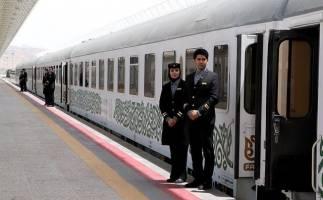 عرضه بلیت قطار برای نیمه دوم فروردین ۹۶