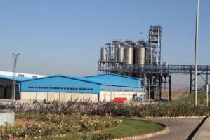 ظرفیت تولید پتروشیمی کردستان 300 هزار تُن در سال است