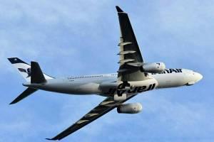 چهار هواپیما تا پایان ۲۰۱۷ تحویل میشود