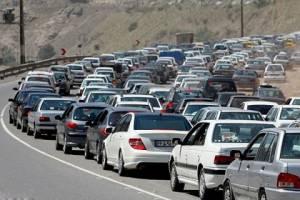 آخرین وضعیت جوی و ترافیکی جاده های کشور در 6 فروردین