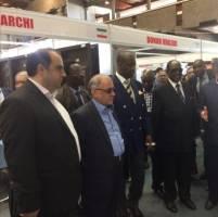 نمایشگاه اختصاصی ایران در نایروبی با پاویون تخصصی اتاق زنجان
