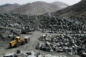 خام فروشی سنگ آهن در زنجان متوقف می شود