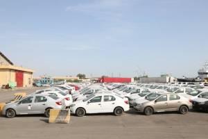انجام خدمات گمرکی ۱۲هزار و ۴۳۲ دستگاه خودرو