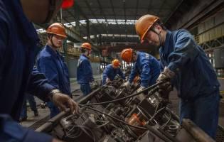 دنیا به رشد تولید فولاد لبخند زد