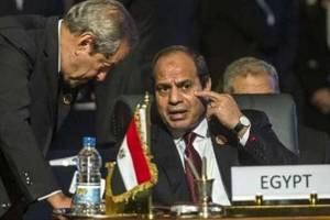 پیام رییس جمهور مصر به ترامپ درباره ایران