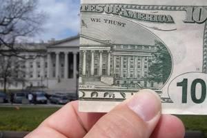 بدهی آمریکا به ۱۵۰ درصد رشد اقتصادی این کشور افزایش می یابد