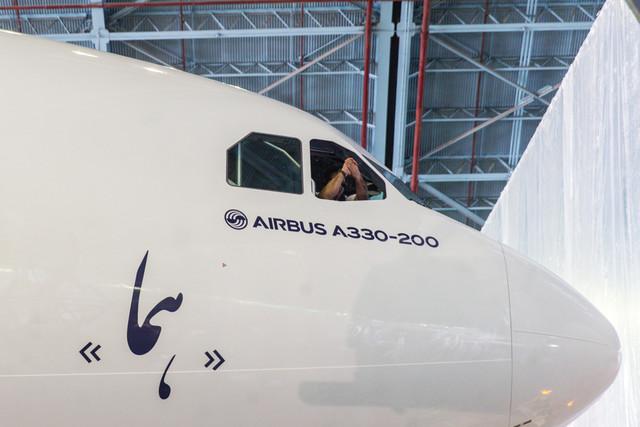 فرود 3 هواپیمای ATR تا 3 هفته دیگر در ایران