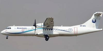 ایران صاحب ۲۰ فروند هواپیمای ATR میشود