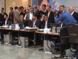 احمدی نژاد در انتخابات ریاست جمهوری ثبتنام کرد