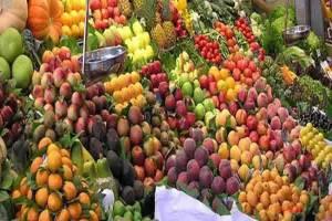 جولان ۱۸ نوع میوه قاچاق در بازار