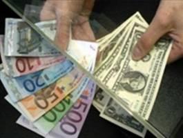 افت ارزش دلار و پوند بانکی و تقویت قیمت یورو