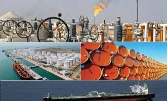 صادرات ٧٨٠ میلیون بشکه نفت از پایانه خارگ