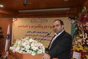سکان گمرک زنجان در دستان احمدی