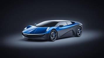 رونمایی از یک خودروی تمام الکتریکی سوئیسی