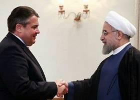 تبریک روسای جمهور آلمان و قزاقستان به روحانی