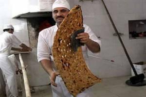 نان سنگک در ماه رمضان گران نمیشود