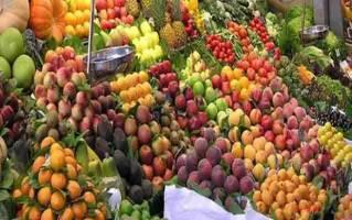 بساط میوههای قاچاق در حال برچیده شدن