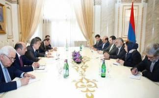دیدارهای وزیر جهاد کشاورزی در ارمنستان