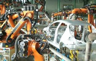 افزایش ۲۰ تا ۲۵ درصدی تولید قطعات خودرو