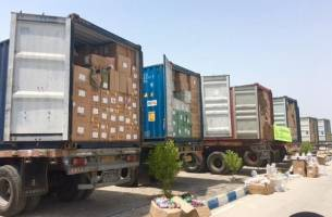 رصد ضد قاچاق ۸۰ درصد کامیونهای ورودی به تهران