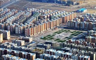 هر مترمربع واحد مسکونی۴.۵ میلیون تومان