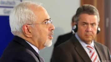 ظریف: توافق هسته ای باید به سرمایه گذاری آلمان در ایران برسد