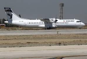 نقص فنی در هواپیمای ایران ایر