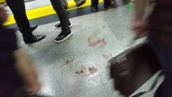 توضیحات پلیس درباره حادثه متروی شهرری